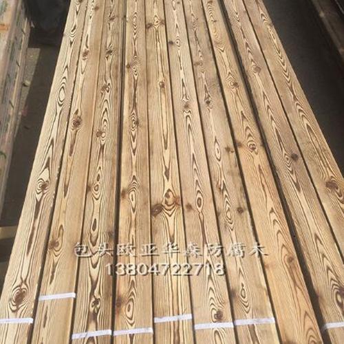 内蒙古防腐木材料