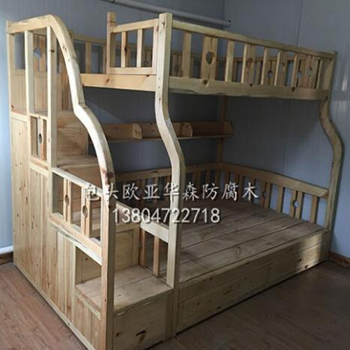 包头防腐木家具