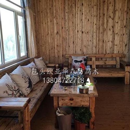 内蒙古防腐木家具