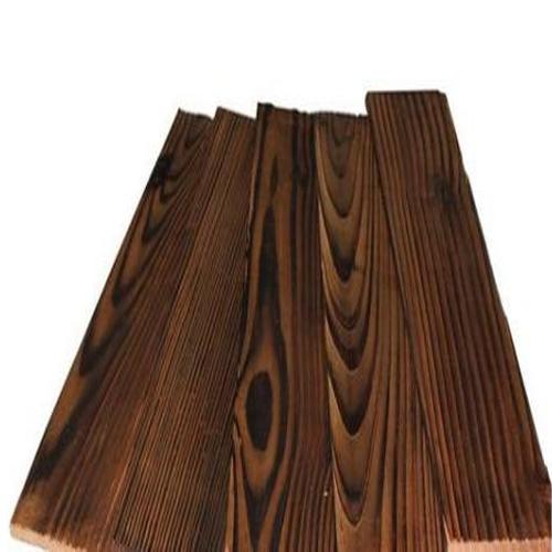 樟子松碳化木